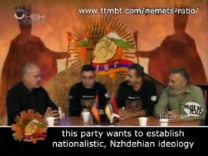 (English) Former Members Exploit Name of Armenian Aryan Order U.S. Office