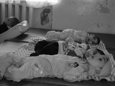 Children at Gyumri Orphanage