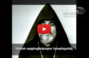 Prime Minister Vazgen Sargsyan's Death and Catholicos Karekin II's Feast