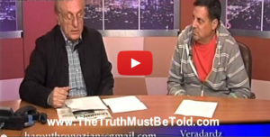 Electoral Fraud and Boycott: Ara K. Manoogian Guest of Veradardz TV Show