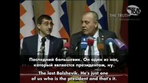 Serzh Sargsyan, the Last Bolshevik