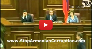 "Armenian Corruption & ""Hayastan"" All-Armenian Fund - 4"