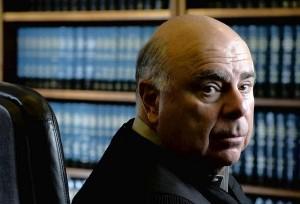 Judge Dickran Tevrizian, PAGMC's new member (photo © bishop-accountability.org)