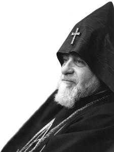 H.H. Karekin I, Catholicos of All Armenians (www.stsahmes.org)