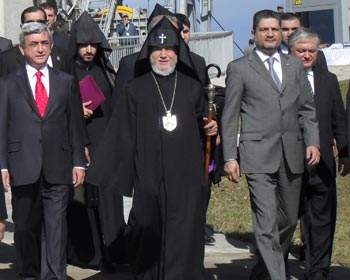 Election Fraud by the Numbers։ Response To Karekin II, Catholicos of All Armenians