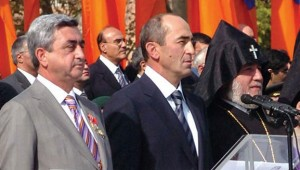 Armenian Government Appoints Catholicoses