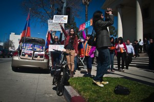 Los Angeles Armenian Are not Going to Keep Quiet about Election Fraud