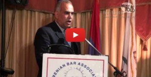(English) Raffi Hovannisian's Speech on the 95th Anniversary of the First Armenian Republic