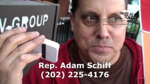 (English) Rep. Adam Schiff - Vote NO to bombing Syria