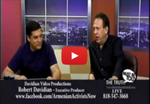 Robert Davidian Guest of TTMBT TV Show