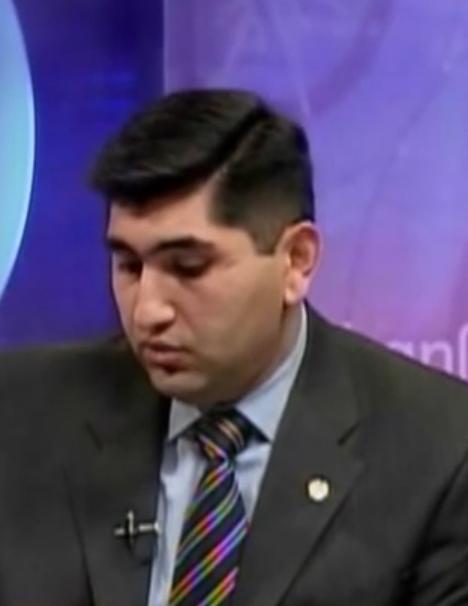"""Sarkis Kotanjian, Executive Director """"Hayastan"""" All-Armenian Fund (interviewed on Horizon TV, 2011)"""