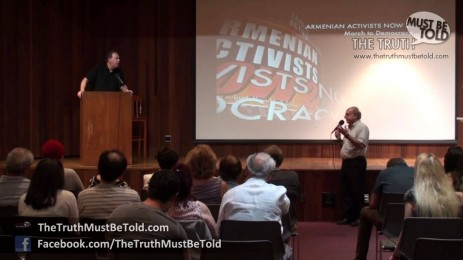Screening of Armenian Activists Now 2! and Q&A at Glendale Public Library