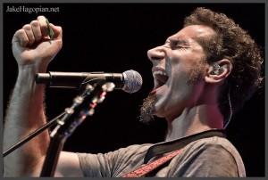 Serj Tankian. Photo by Jake Hagopian