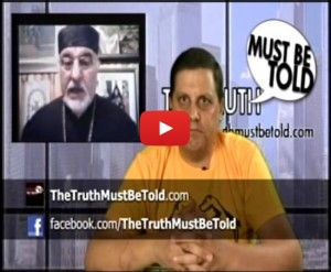 (English) The Truth Must Be Told with Archbishop Tiran Kyureghian - Part 2