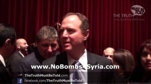 UPDATE: Multiple Attempts to Discuss Syrian Crisis with Congressman Adam Schiff
