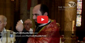 (English) The Truth Must Be Told with Father Vatche Hayrapetyan