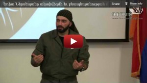 (English) Activism, Environment and Democracy Building with Yeghia Nersesian