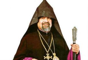 Archbishop Aghan Baliozian, a.k.a. Zorik